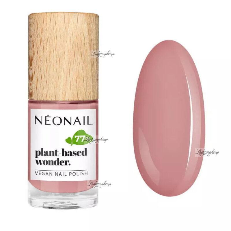 NeoNail - Plant-based wonder - Vegan Nail Polish - Wegański lakier do paznokci - 7,2 ml - 8688-7 - PURE NUTMEG