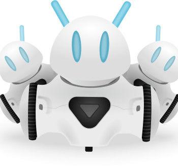 PHOTONROBOT Photon Robot edukacyjny dla dzieci (HAM-PHOTON)