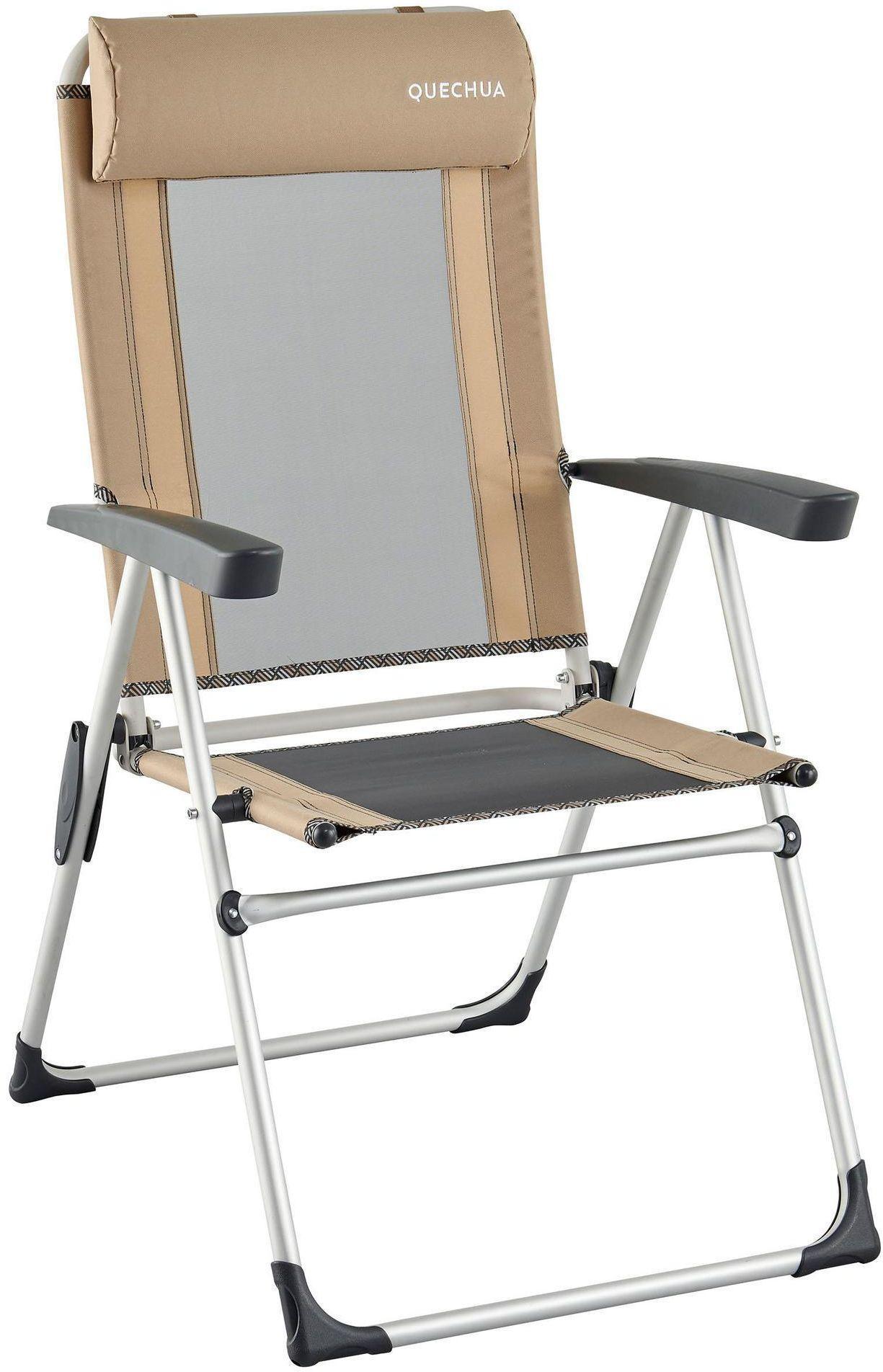 Krzesło turystyczne Comfort składane