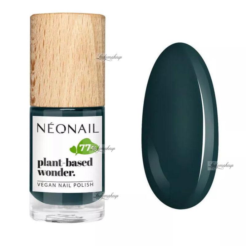 NeoNail - Plant-based wonder - Vegan Nail Polish - Wegański lakier do paznokci - 7,2 ml - 8701-7 - PURE HERB