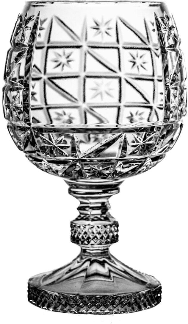 Owocarka puchar pod grawer kryształ 2511