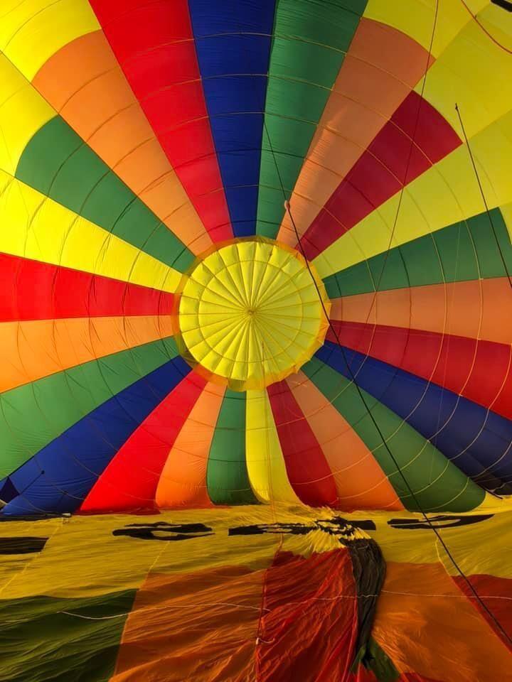 Lot balonem - Lublin II