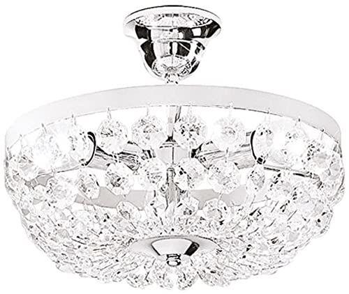 Austrolux 960.13K.5 A++ do E, lampa sufitowa, szkło, 40 W, E14, 31 x 31 x 24 cm