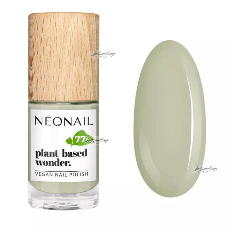 NeoNail - Plant-based wonder - Vegan Nail Polish - Wegański lakier do paznokci - 7,2 ml - 8693-7 - PURE DAISY