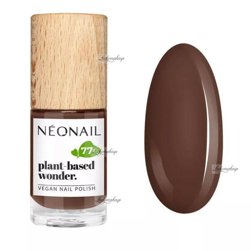 NeoNail - Plant-based wonder - Vegan Nail Polish - Wegański lakier do paznokci - 7,2 ml - 8691-7 - PURE PECAN