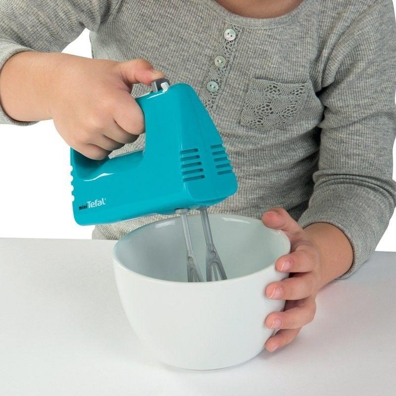 Mikser Ręczny Kuchenny mini Tefal Dla Dzieci Smoby