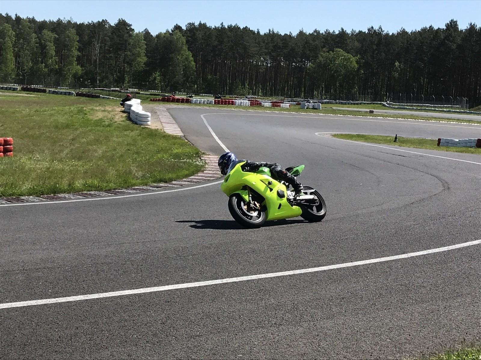 Zaawansowane techniki jazdy motocyklem  Zielona Góra