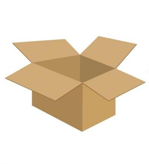 Karton klapowy tekt 5 - 590 x 390 x 390 600/m2 fala BC