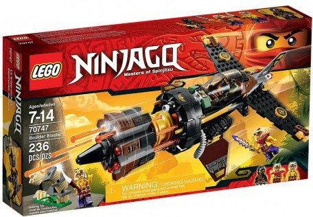 LEGO Ninjago Kruszarka skał 71736