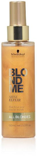 Schwarzkopf BlondMe Shine Elixir Odżywka nabłyszczająca do blondu 150 ml