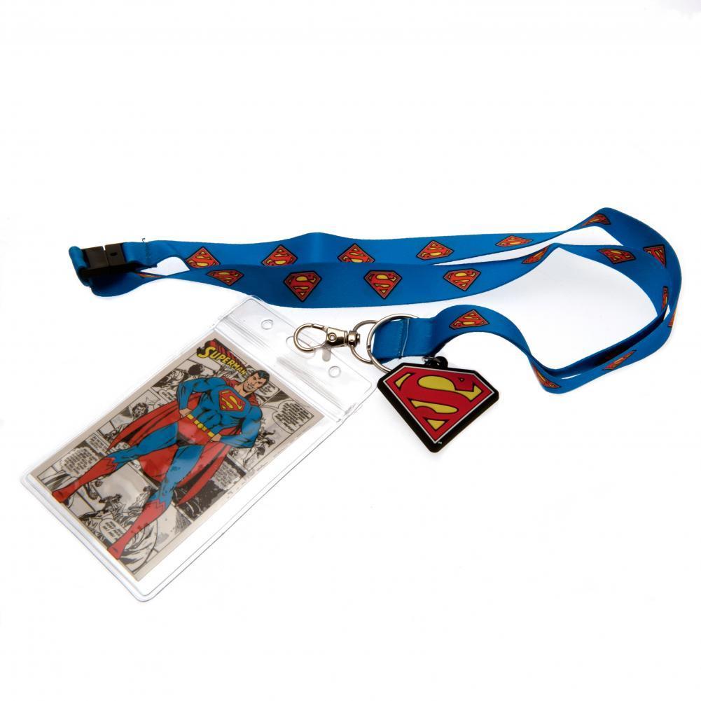 Superman - smycz + breloczek