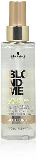 Schwarzkopf BlondMe Detoxyfying System Spray detoksykujący 150ml