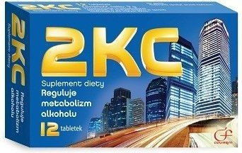 2KC 12 tabletek
