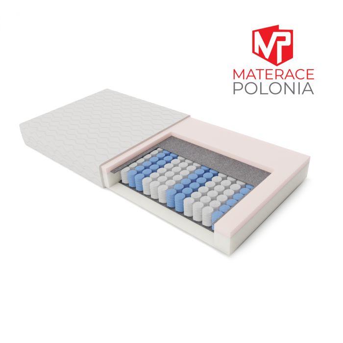 materac kieszeniowy BAJKOWY MateracePolonia 200x200 H1 + 10 lat gwarancji