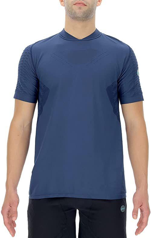 UYN City Running męski T-shirt niebieski niebieski (Dress Blue) m