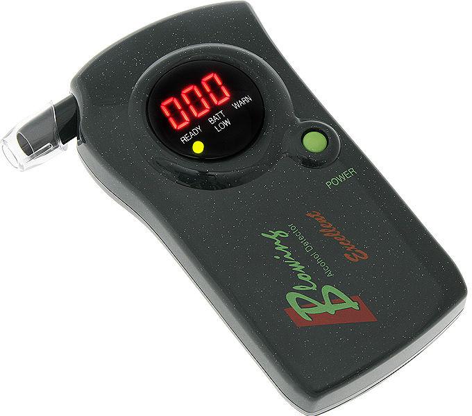 50-502# Alkomat-tester trzeźwości Blow In Excell