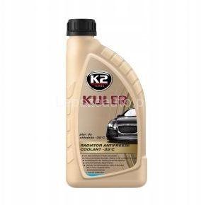 K2 Kuler -35st.C płyn do chłodnic G11 niebieski 1l