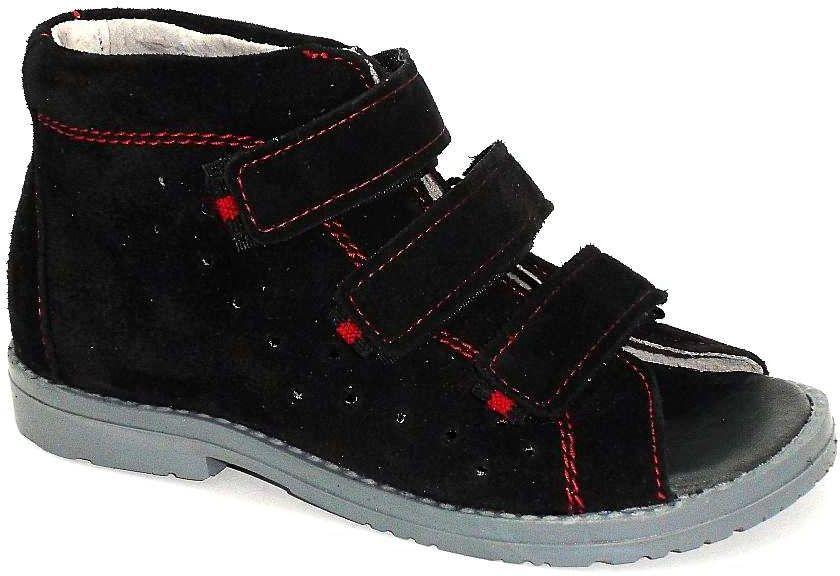 DAWID 1043 F czarno czerwony