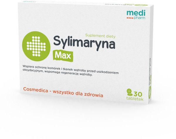 Medi Pharm Sylimaryna Max 30 tabletek