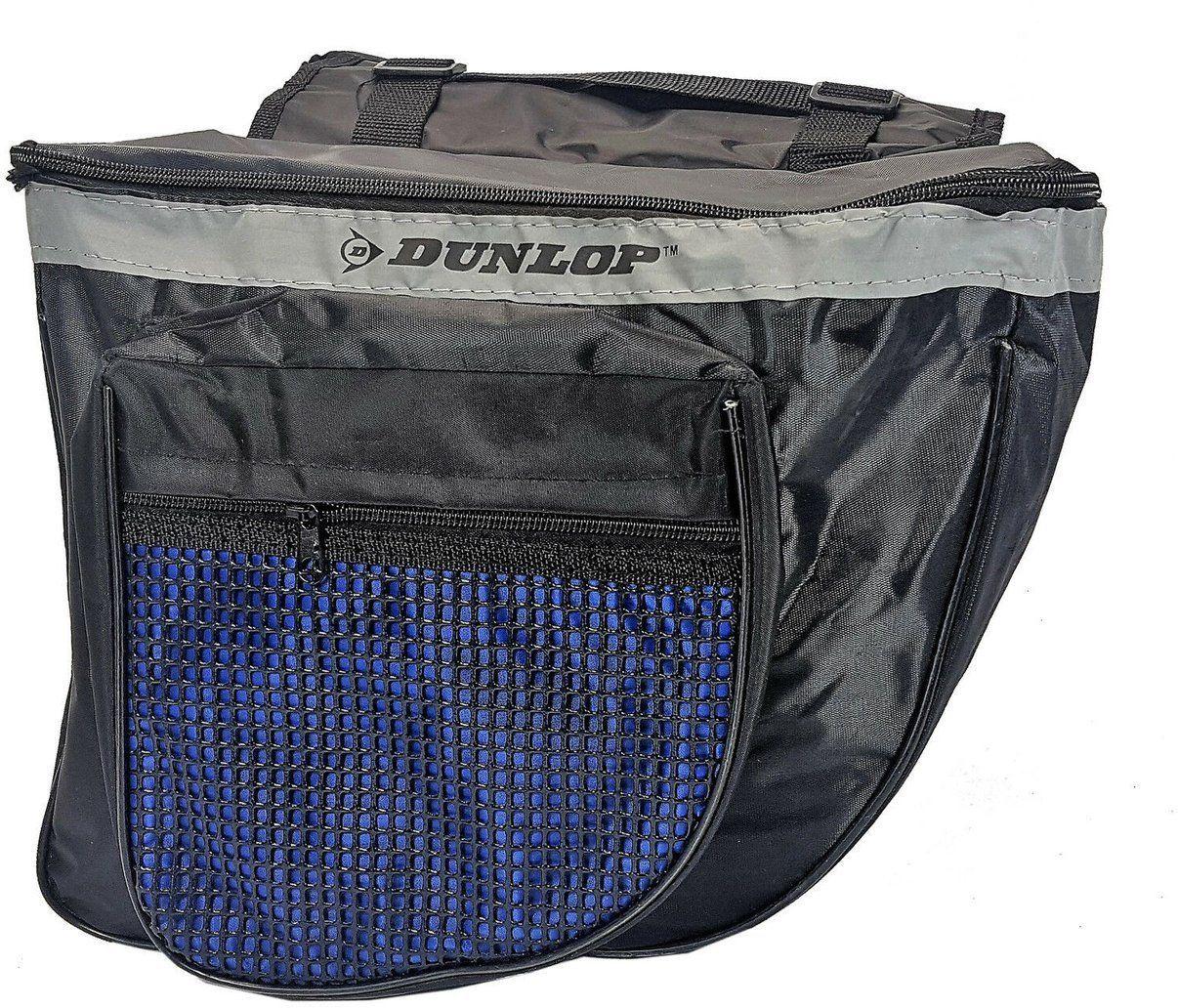 Torba rowerowa na bagażnik Dunlop