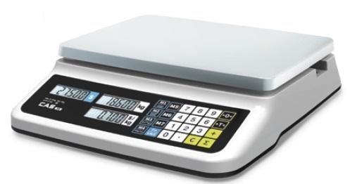 Waga kalkulacyjna CAS PR-II 15B USB 15kg