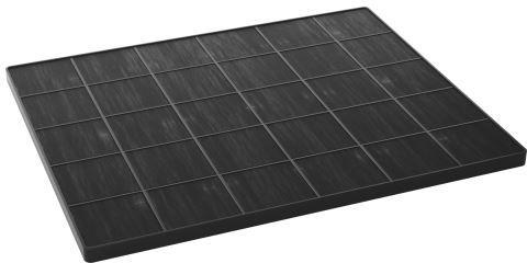 Kernau - Filtr węglowy TYP 2 - 238x288 mm (1 szt.)