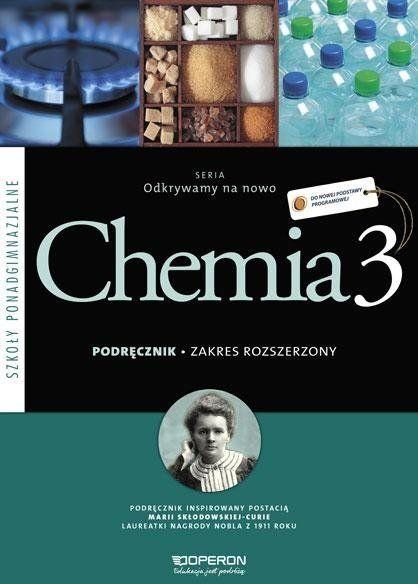 Chemia LO 3 Odkrywamy na... podr ZR OPERON - Stanislawa Hejwowska, Ryszard Marcinkowski, Justy