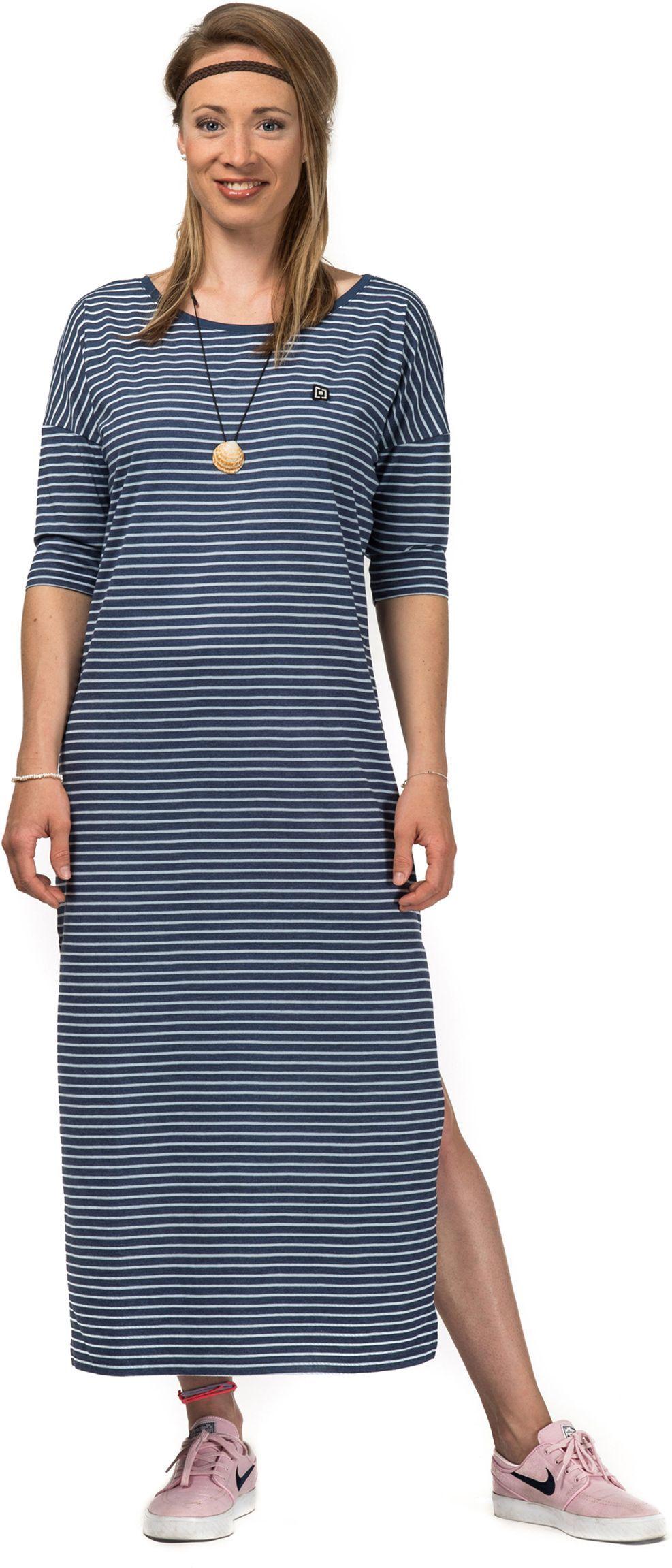sukienka damska HORSEFEATHERS LILLIAN DRESS (navy stripes)