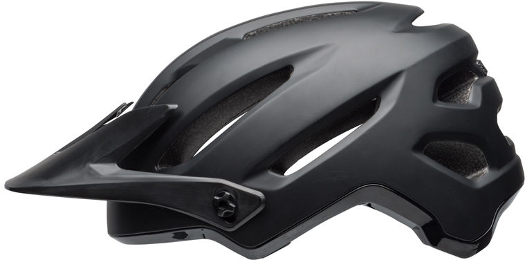 Kask rowerowy mtb BELL 4FORTY matte gloss black Rozmiar: 52-56,4fortyglossblack
