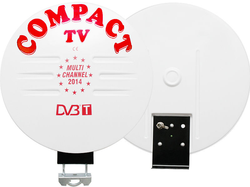 3290# Antena TV Compact