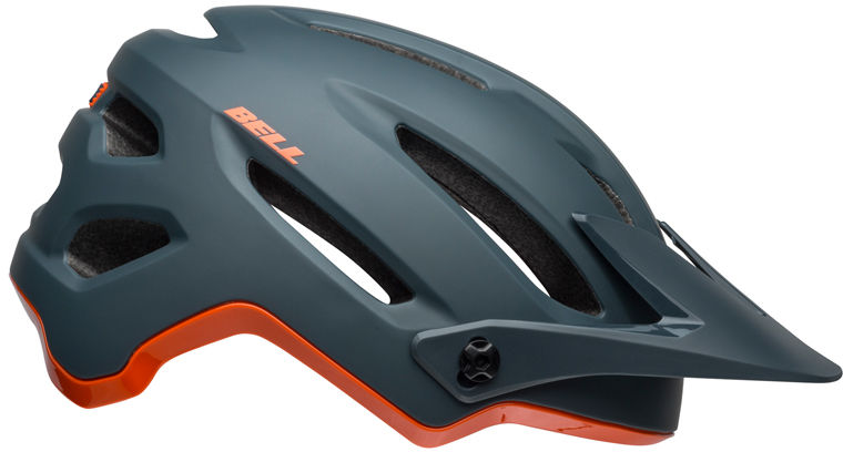 Kask rowerowy mtb BELL 4FORTY INTEGRATED MIPS cliffhanger matte gloss slate orange Rozmiar: 58-62,4fortymipsslateorange