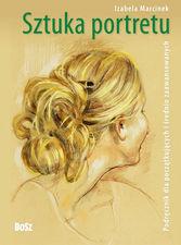 Książka Sztuka Portretu Izabela Marcinek