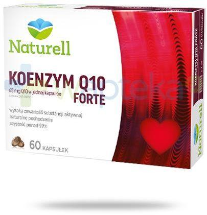 Naturell Koenzym Q10 Forte 60 kapsułek
