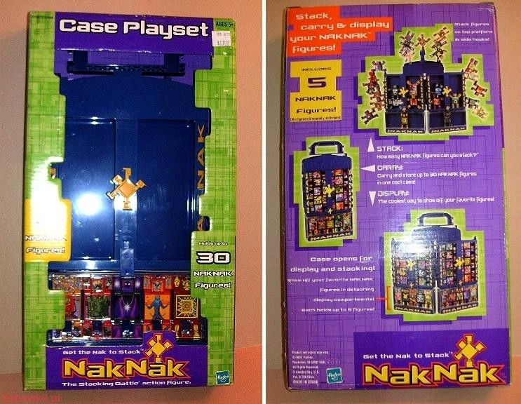 Hasbro Nak Nak zestaw podstawowy 72015