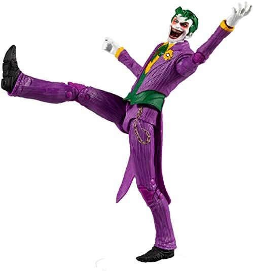 McFarlane - DC Multiverse 7 Action Figures - Wave 3 - The Joker
