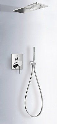 Mono-Term Tres zestaw prysznicowy podtynkowy chrom Darmowa dostawa