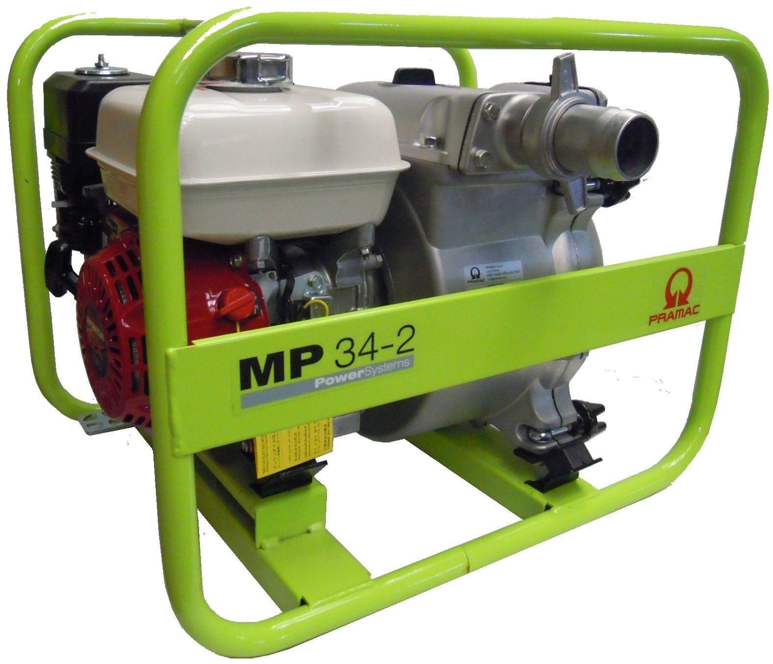 Motopompa do brudnej wody Pramac MP 34-2