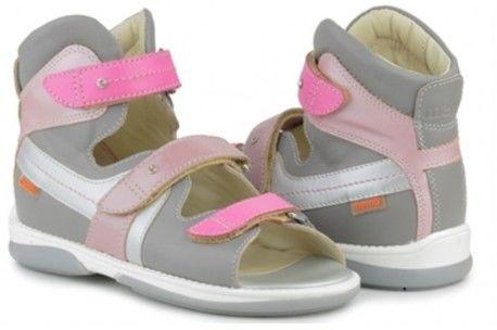 MEMO IRIS 3JD sandały buty ortopedyczne