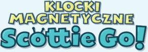 BeCREO Technologies Klocki magnetyczne Scottie Go! (BCT-SC-MAGNET)