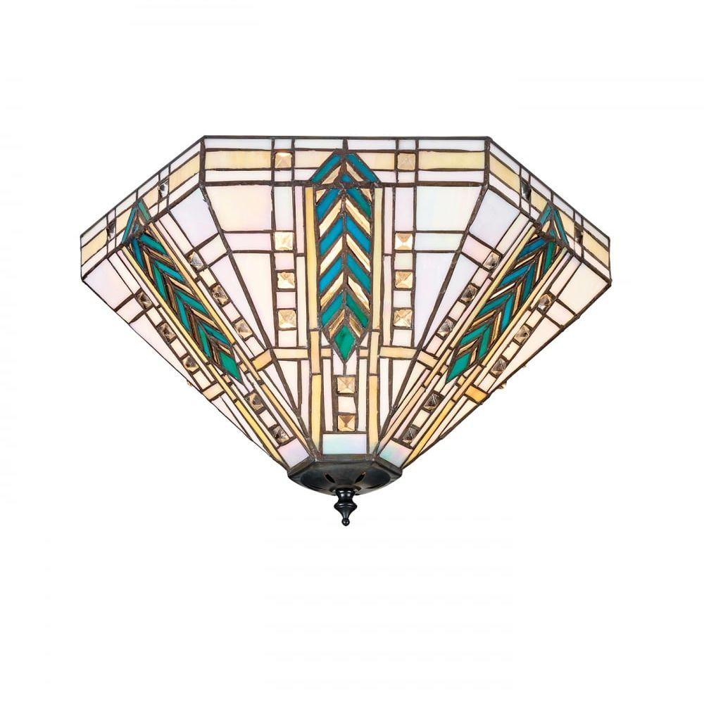 Plafon TIFFANY LLOYD - 70776 - INTERIORS 1900  Skorzystaj z kuponu -10% -KOD: OKAZJA