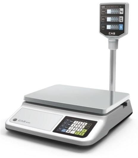 Waga kalkulacyjna CAS PR-II 15P RS 15kg