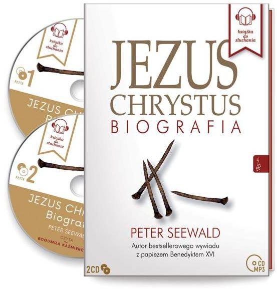 CD Jezus Chrystus. Biografia - Peter Seewald