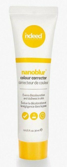 INDEED nanoblur colour corrector Yellow Korygujący krem do twarzy 30ml