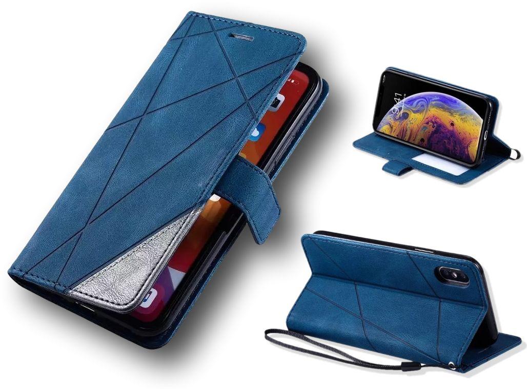 Etui Wallet Flip do Samsung Galaxy A21s - 2 kolory