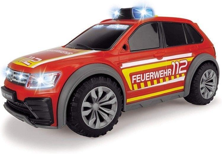 Dickie Samochód Strażacki Straż Pożarna Volkswagen VW Tiguan R-Line