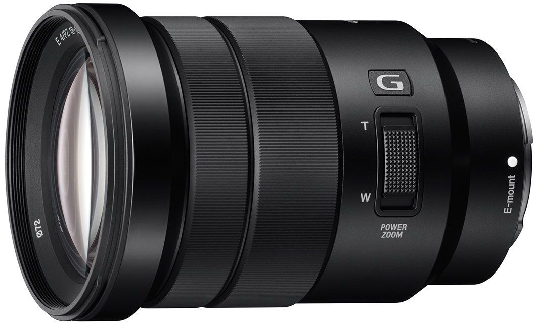 Sony E PZ 18 105mm f/4.0 G Obiektyw APS-C z elektryczną regulacją zoomu (SEL18105G)