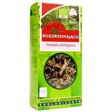 Herbatka ROZGRZEWAJĄCA BIO 50 g Dary Natury