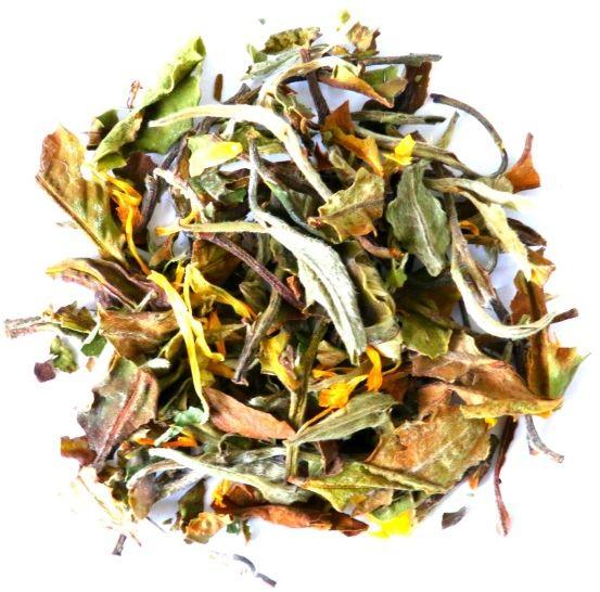 Herbata biała o smaku chillout tea