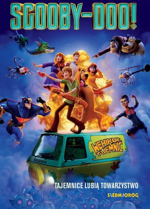 Scooby-Doo! Tajemnice lubią towarzystwo - David Lewman - ebook
