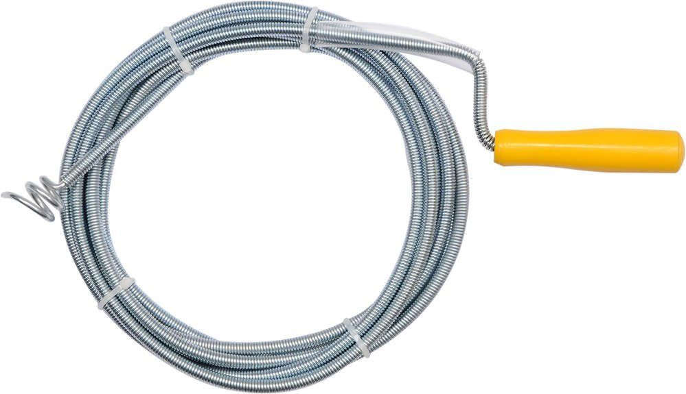 Spirala kanalizacyjna śr. 9mm dł. 5m Vorel 55544 - ZYSKAJ RABAT 30 ZŁ